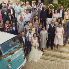 Clare and Valter's Algarve Wedding in Vilamoura at Casa do Largo
