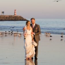 Algarve Destination Wedding in Vilamoura of Victoria and Lloyd