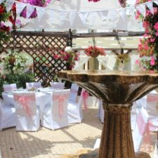 Algarve Wedding Venue - Casa Do Largo host Kate and Dan