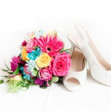 amy flowers and shoes